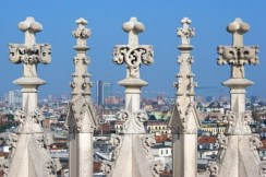 Duomo di Milano - guglie