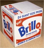 Brillo Soap Pads Box, 1964, Courtesy The Brant Foundation, Greenwich, CT, USA