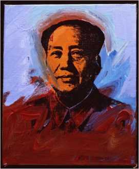 Mao, 1964, Courtesy The Brant Foundation, Greenwich, CT, USA