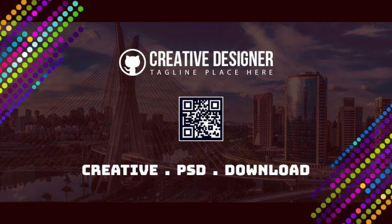 Download Multipurpose Business Card Freebie Back