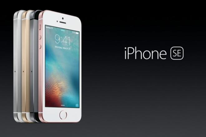 Iphone SE Keynote Apple