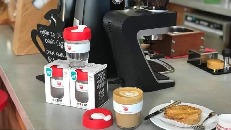 Beans BVI Branded Mugs