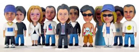 Sculpteo Mini Figurines