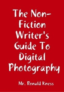 Book cover: Non Fiction Writer's Guide to Digital Photography