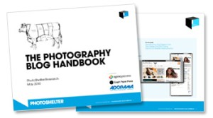 PhotoShelter Photography Blog Handbook Cover