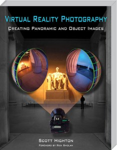 Cover of Virtual Reality Book