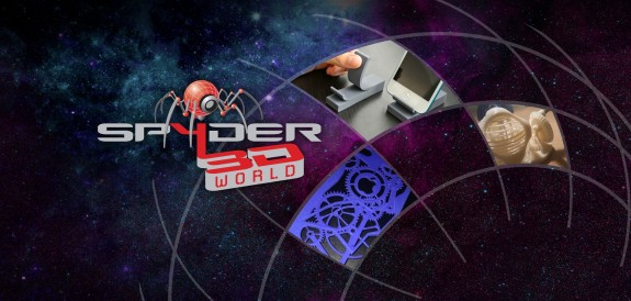 Spyder 3D World