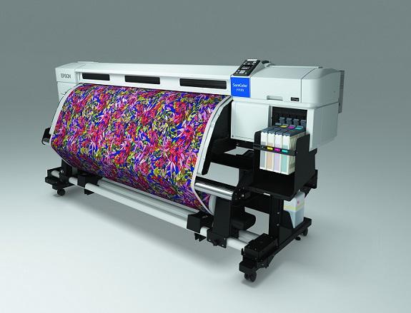 Epson SureColor F7170 dye-sublimation printer