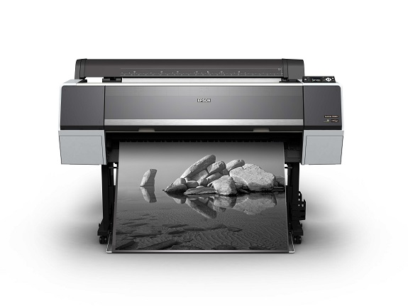 Epson SureColor P9000 (Photo ©Elizabeth Carmel)