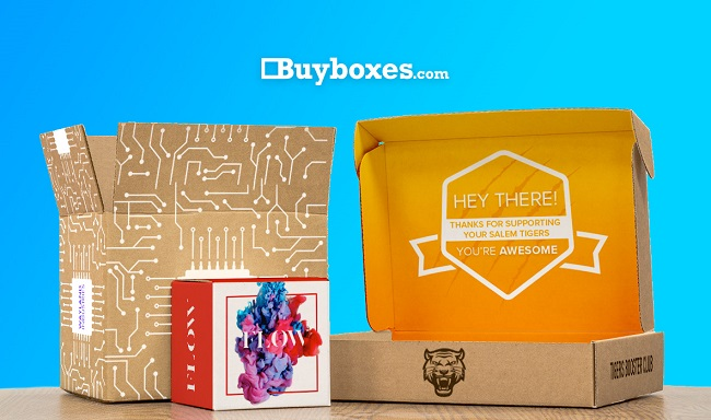 Custom boxes from buyboxes.com