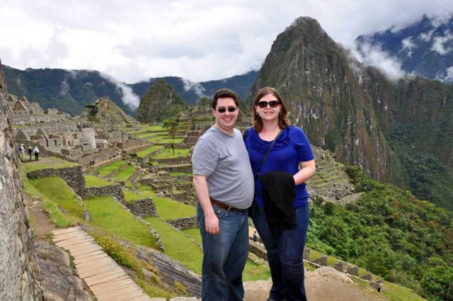 Travel Addicts Lance and Laura Longwell