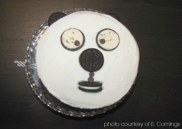 panda bear cakefinal