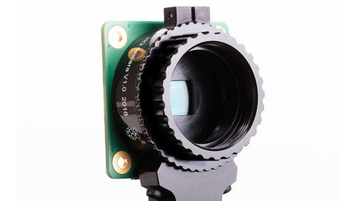 كاميرا Raspberry Pi