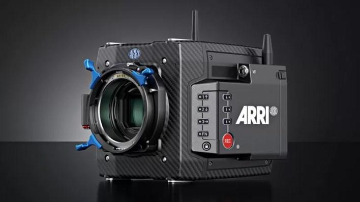الاعلان عن ARRI ALEXA Super 35 4K كاميرا سينمائية جديدة من ارري