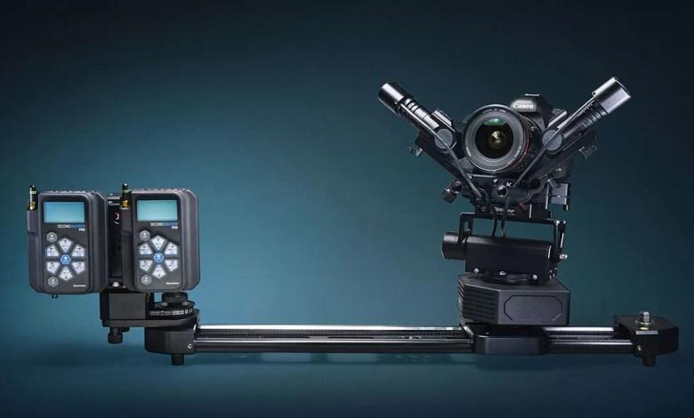الاعلان عن Second Shooter Pro نظام تحريك الكاميرا ثلاثي المحاور من Kessler