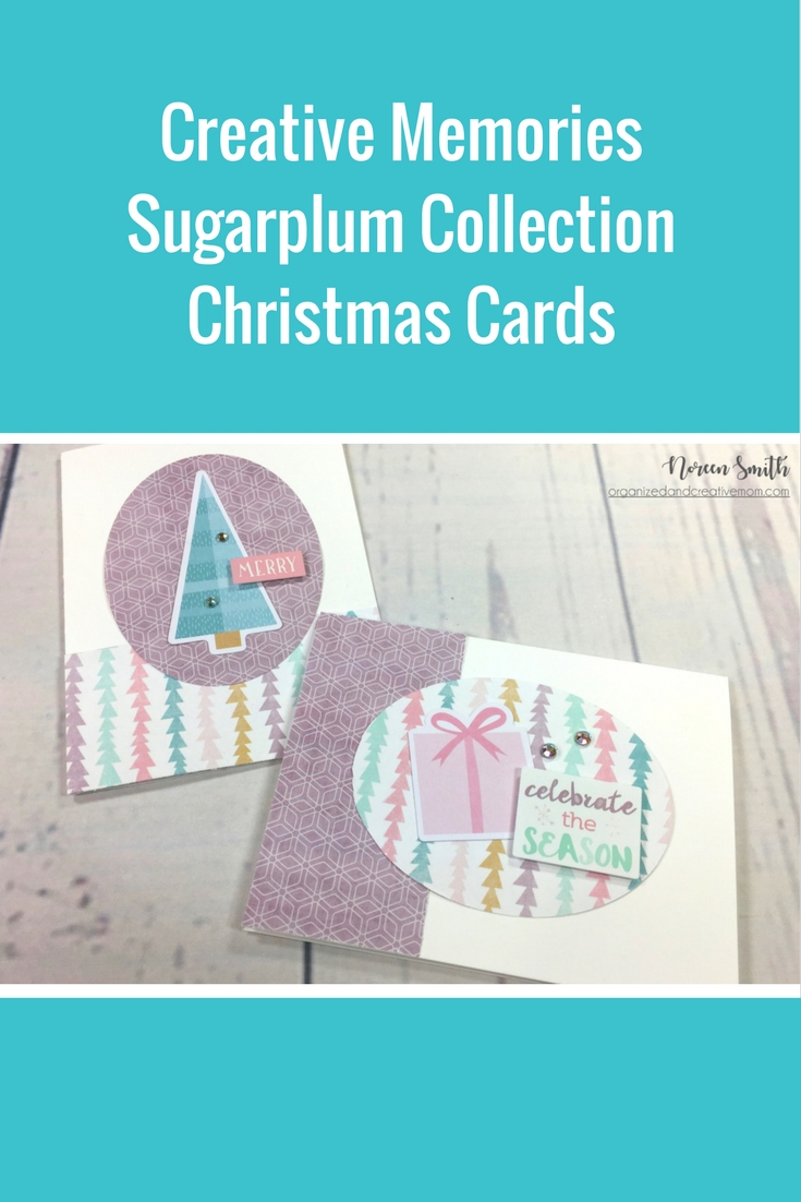 Sugarplum Scrapbooking Collection By Creative Memories