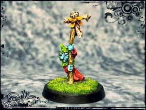 Voodoo Curse Doll Familiar