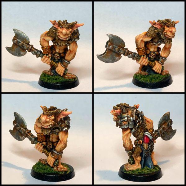 Bug Bear warrior