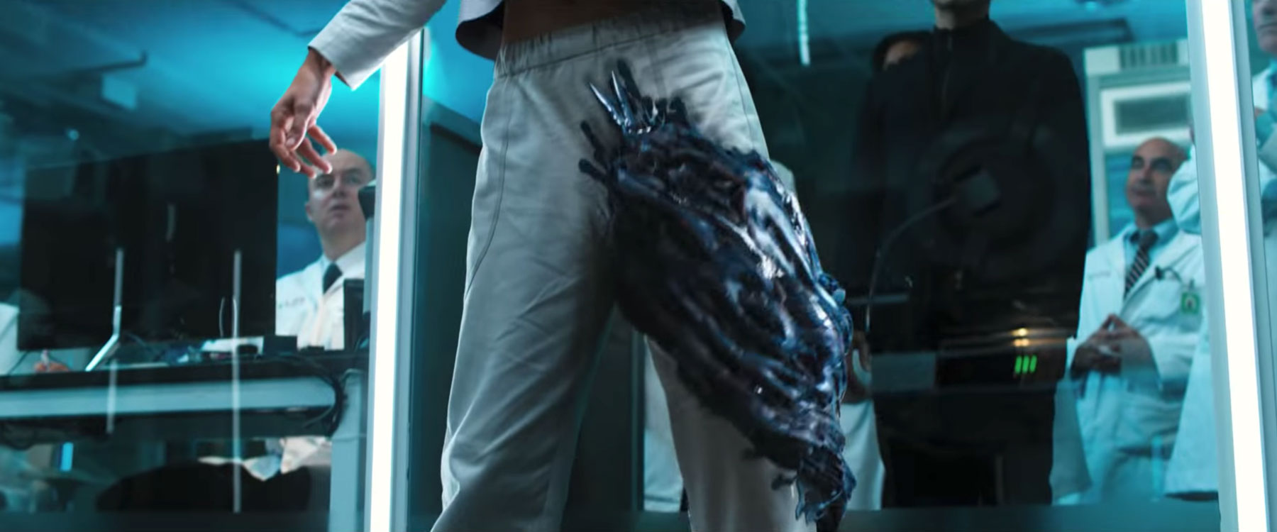 Venom Trailer #2 Gives Us First Full Look At Symbiote ...