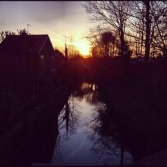 Twickenham Sunrise