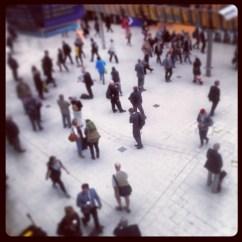 Waterloo Concourse