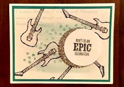 Stampin' Up! Sale-a-Bration Epic Celebration Stamp Set
