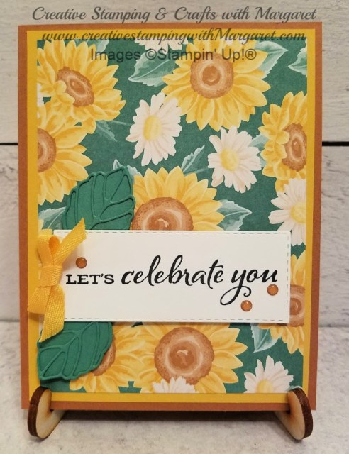 Celebrate with Sunflowers