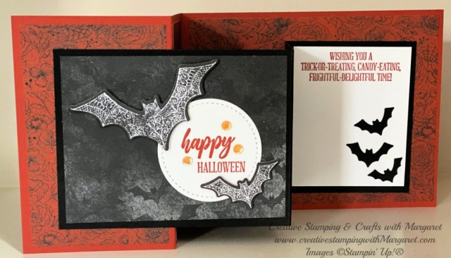 Halloween Z-Fold Card