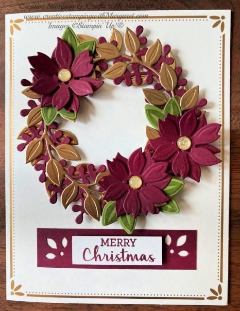 Arrange A Wreath Merry Christmas