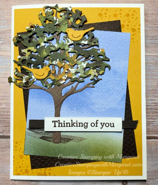 Beauty of the Earth Thinking of You Card