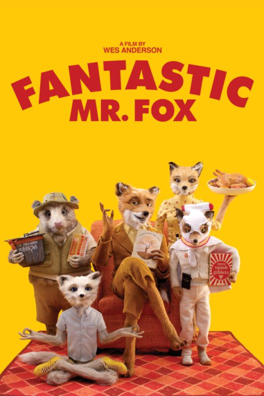 top 5 creatively inspiring movies fantastic mr fox wes anderson