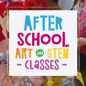 After School Art and STEM Classes