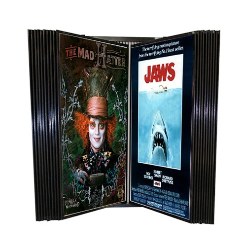 wall poster display wall mount movie