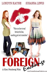 Foreign Exchange poster 8 x 10