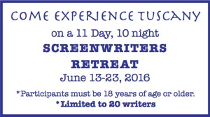 2016 Writers Retreat Dates