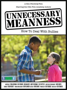 Film Academy Graduates KJ Saifulliah and Erica Bierman in CSA Production Unnecessary Meanness