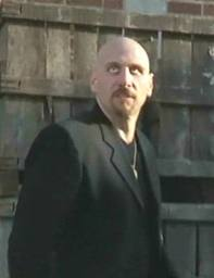 Ken Feinberg as the Demon in Black on Charmed, just discovered!