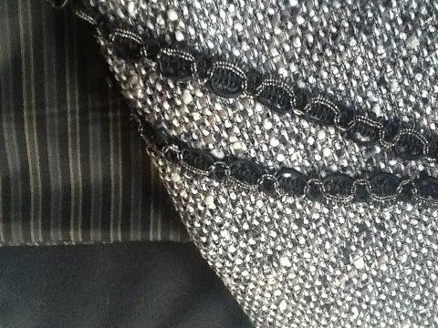 Jacket Fabric choices
