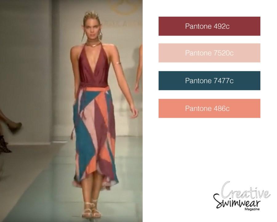 swimwear colors 2017