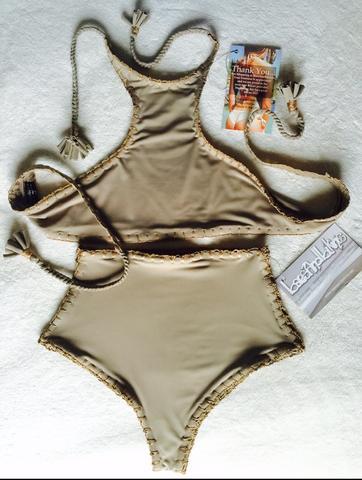 tassels swimwear