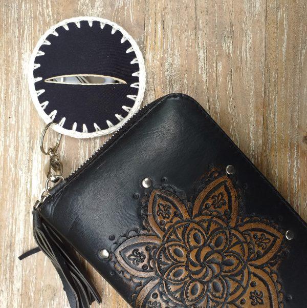 earphone pouch pattern
