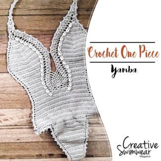 crochet swimsuit pattern