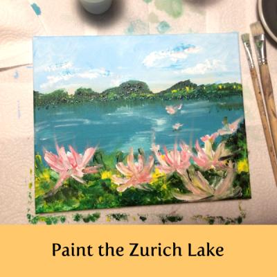creative-switzerland-aleksandra-bzdzikot-painting-workshops-zurich-lake