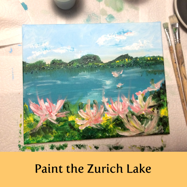 creative-switzerland-aleksandra-bzdzikot-painting-workshops-zurich-lake