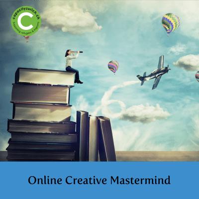 Online Creative Mastermind Capacity