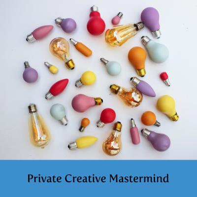 Private Creative Mastermind