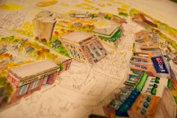 DetailPhoto of East St.Paul Map art