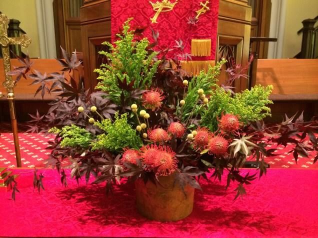 Creative Touches Evansville Floral Arrangement Wedding Flower Custom ProjectsIMG_1652