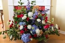 Creative Touches Evansville Floral Arrangement Wedding Flower Custom ProjectsIMG_2928