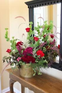 Creative Touches Evansville Floral Arrangement Wedding Flower Custom ProjectsIMG_2982